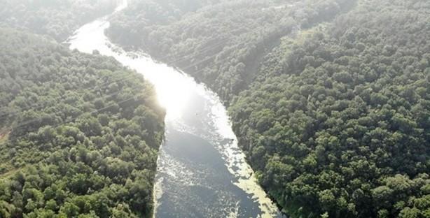 Foto - Baraj, İstanbul Su ve Kanalizasyon İdaresi (İSKİ) tarafından yaklaşık olarak 2 yıl önce bakıma alınmıştı.