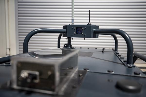 Foto - HAVELSAN, bir süredir üzerinde çalıştığı insansız kara aracında sona geldi. Şirket, üzerinde çalıştığı algoritmayla insansız kara, hava, su altı ve üstü araçları birbiriyle konuşturup, ortak görev yapmalarını sağlamaya hazırlanıyor.