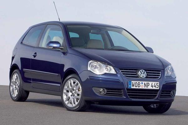 Foto - Volkswagen Polo 2007 model