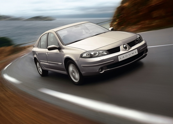 Foto - Renault Laguna 2005 model