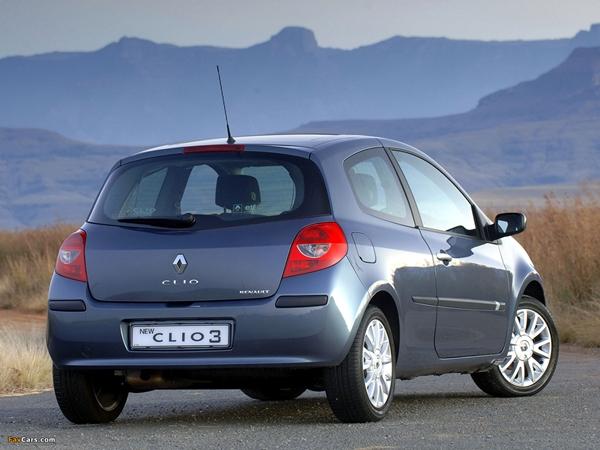 Foto - Renault Clio 2006 model