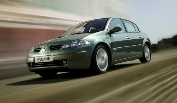 Foto - Renault Megane 2005 model