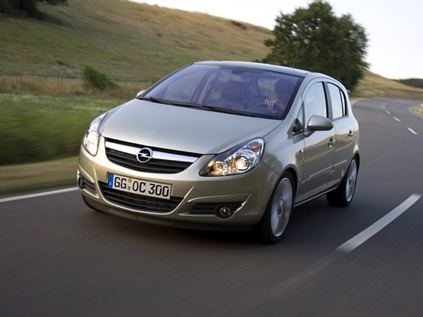 Foto - Opel Corsa 2006 model