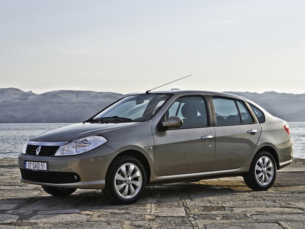 Foto - Renault Symbol 2010 model