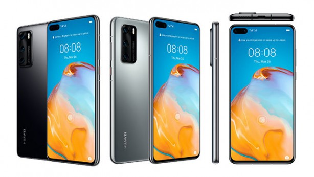 Huawei P40 özellikleri nelerdir? | Huawei P40, P40 Pro ve P40 Pro Plus tanıtıldı!