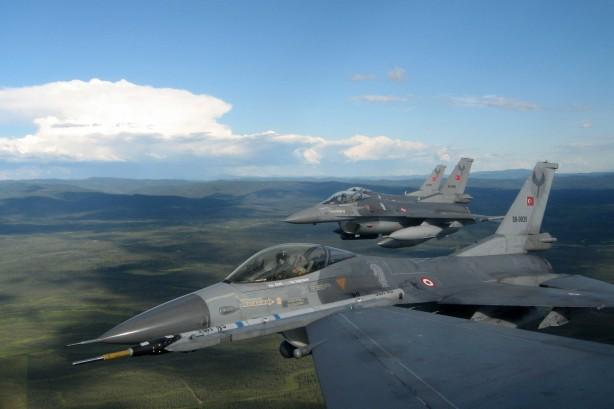 İHA ve SİHA'ların başarısından sonra sıralama değişti! İşte dünyanın en güçlü hava kuvvetleri