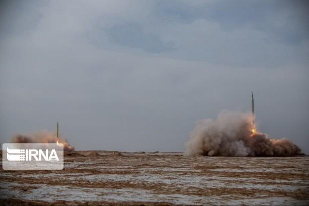 İran füzeleri ateşledi! Son gelen açıklama bölgeyi tedirgin etti