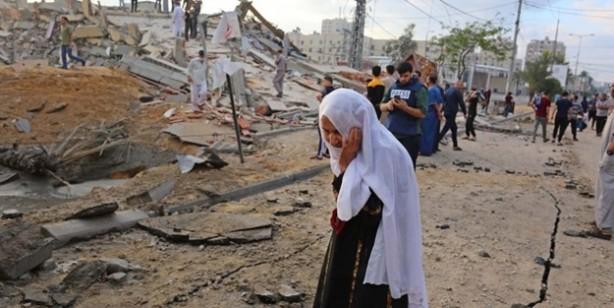 İşgalci İsrail, Filistinlilere Ramazan'dan sonra bayramı da zehir etti