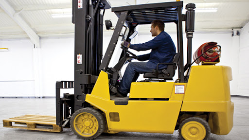Foto - Forklift operatörü 1.074