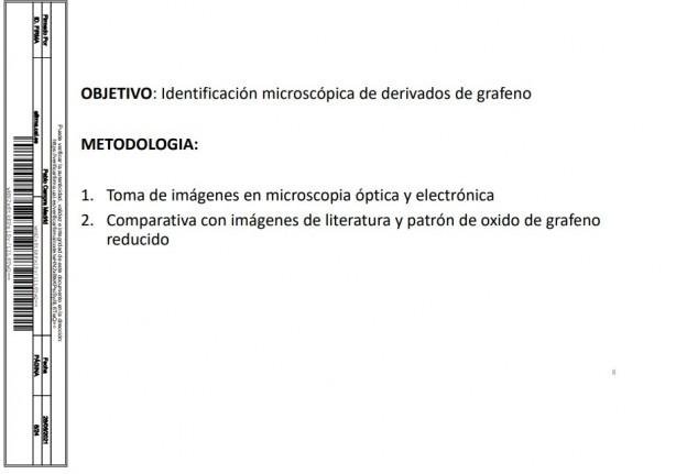 Foto - İşte Prof. Dr. Pablo Campra Madrid isimli bilim adamının o raporu...