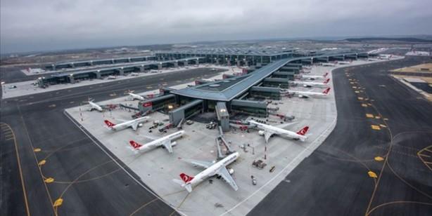 İstanbul Havalimanı'nın büyük başarısı... Dünyada ilk sertifika alan havalimanı oldu