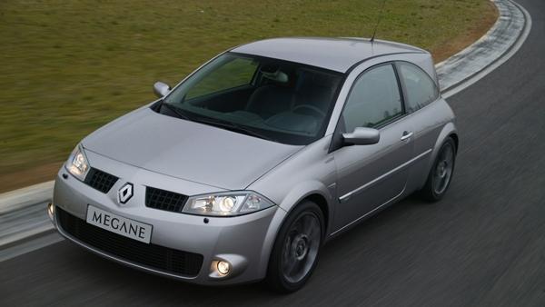 Foto - 2003 – 2005 model Renault Megane