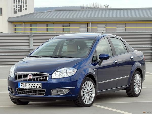 Foto - 2007 - 2014 model Fiat Linea