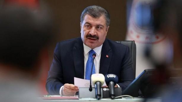 Foto - Sağlık Bakanı Fahrettin Koca'nın performansını iyi bulanların oranı ise yüzde 90 oldu.