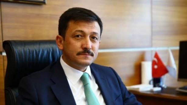 Foto - AK Parti Genel Başkan Yardımcısı Hamza Dağ, katıldığı televizyon yayınında gündeme ilişkin açıklamalarda bulundu.