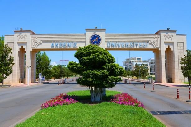 Foto - Akdeniz Üniversitesi