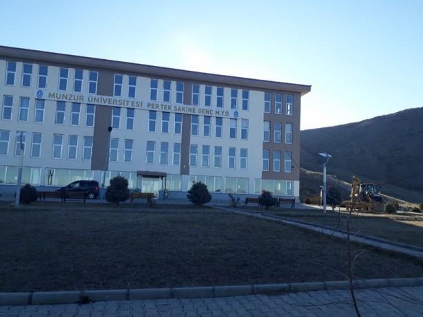 Foto - Munzur Üniversitesi