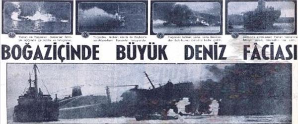 Foto - İSTANBUL BOĞAZI'NDAKİ TRAFİK İKİ DEV KANALIN TOPLAM TRAFİĞİNDEN FAZLA Süveyş Kanalı ve Panama Kanalı gibi ticari geçiş koridorlarında bile gemi geçiş sayısının sırasıyla 17 bin ve 13 bin civarında olduğu ifade edildi. Geçmişten günümüze İstanbul Boğazı bir çok gemi ve tanker kazasına şahit oldu. İstanbul Boğazı'nda özellikle tanker gibi tehlikeli madde taşıyan bir geminin kazaya karışması can, mal ve çevre kirliliği yaratması nedeniyle büyük risk arz ediyor. İstanbul'un yeni bir felakete maruz kalmaması için Kanal İstanbul'un Boğaz'ın üzerindeki gemi trafiği yükünü alarak, İstanbulluları endişelendiren durumun önüne geçmesi hedefleniyor. İşte İstanbul'da kanal projesinin gerekliliğini ortaya koyan geçmişten günümüze yaşanan tanker ve gemi kazalarının bazıları: