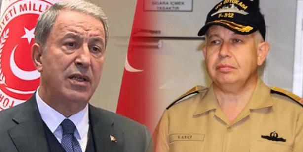 Katar Büyükelçiliğine atanacağı iddia edilmişti! Hulusi Akar'dan üstü kapalı Cihat Yaycı mesajı