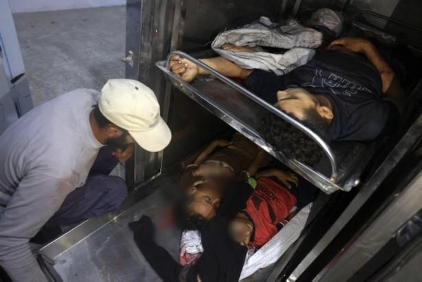 Foto - Filistin'den gelen, şehit ve yaralılarımızın fotoğraf kareleri, yüreklerimizi dağladı.