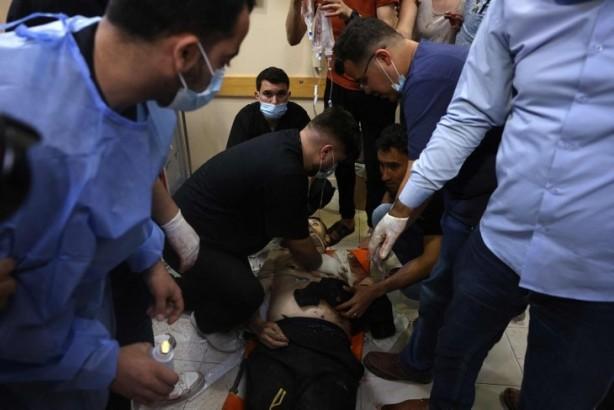 Foto - Edinilen bilgilere göre bugün gerçekleşen İsrail Güvenlik Kabinesi toplantısında, Gazze'den atılan roketler nedeniyle bölgeye geniş çaplı hava saldırısı düzenlenmesinin kabul edildiği, ancak kara operasyonuna onay verilmediği belirtildi.