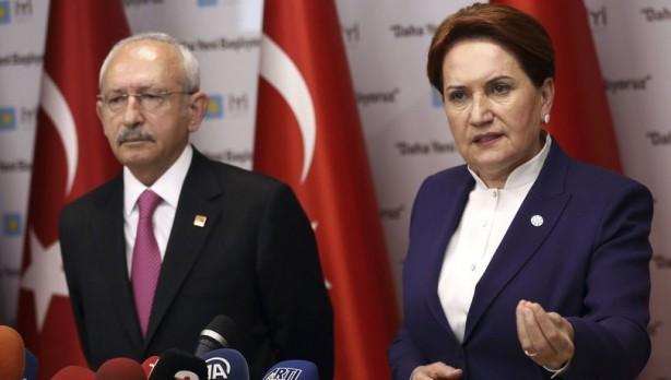 Ankette çıkan sonucun Kılıçdaroğlu ve Akşener'i kara kara düşündürdüğünü belirten Şahin, Yavaş ya da İmamoğlu'nu çatı aday yapsalar muhalefetin doğal lideri bu ikisinden biri olacak. Hem Kılıçdaroğlu hem de Akşener'in siyasi hayatı fiilen bitecek.