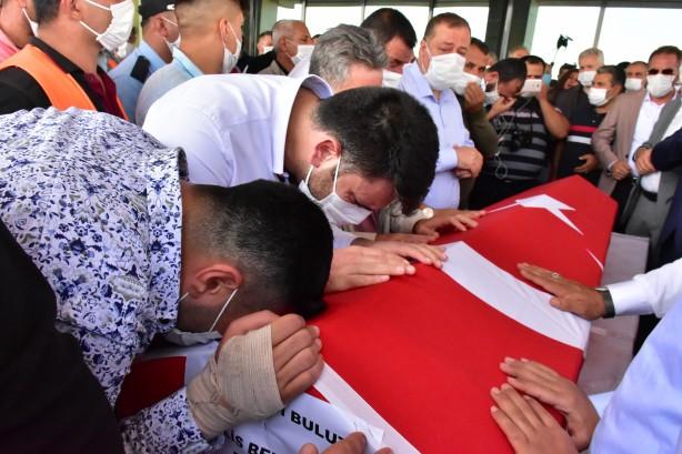 Foto - Mehmet Abdi Bulut, evli ve 3 çocuk babasıydı.