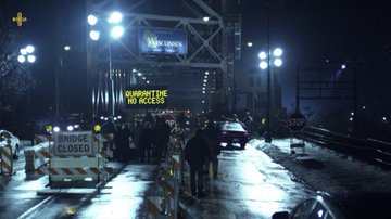 Foto - Şehirlerin giriş çıkışları kapatılıyor ve seyahatler yasaklanıyor.