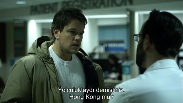 Foto - Çin'de başlayan salgınla benzerlik gösteren filmi, son dönemde dijital platformlarda en çok izlenenler arasına girdi.