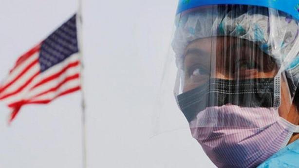 Foto - Öte yandan Amerika Birleşik Devletleri, Kovid-19 salgınının merkezi ve en fazla can kaybının görüldüğü ülke olmayı sürdürüyor.