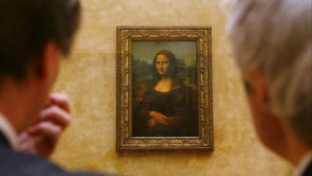 Foto - İngiliz gazete Daily Mail'in haberine göre, Distinguin, 'mücevherle' kastının, Rönesans'ın dahi ismi Leonardo da Vinci'nin dünyaca ünlü tablosu Mona Lisa dahil sanat eserleri olduğunu söyledi.