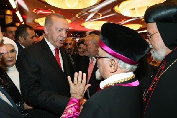 Foto - Türkiye Musevileri Hahambaşı İsak Haleva