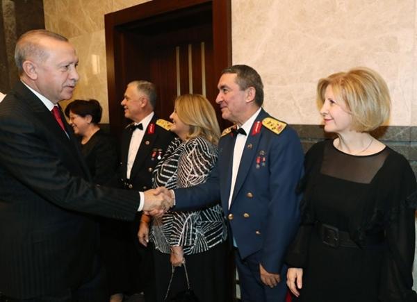 Foto - Hava Kuvvetleri Komutanı Orgeneral Hasan Küçükakyüz