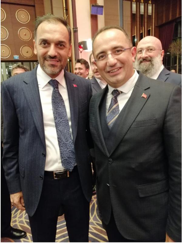 Foto - Cumhurbaşkanlığı Devlet Denetleme Kurumu Başkanı Yunus Arıncı