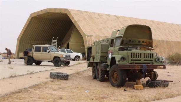Libya'da harita böyle değişti