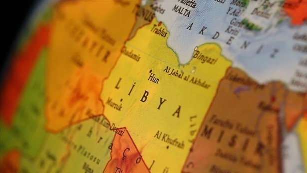 Libya'da küstah adım! Türkiye'ye karşı savaşmaları için çok sayıda silah gönderdiler