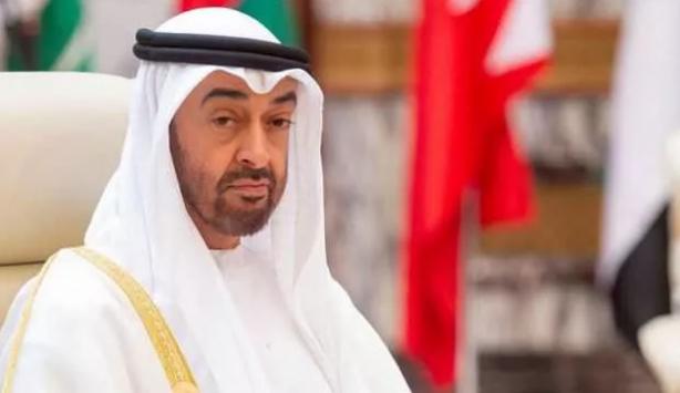 Foto - Organizasyonun arkasında ise başta Birleşik Arap Emirlikleri olmak üzere darbeciler Hafter ve Sisi ile beraber Esed'in olduğunu vurguluyor.
