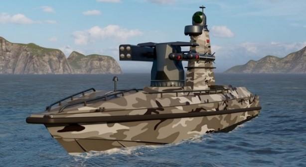 Foto - Türkiye'nin deniz unsurlarıyla ilgili gelişmelerin Yunanistan'ı çok yakından ilgilendirdiğini hatırlatan Anıl Şahin, Ankara'nın silahlı insansız deniz aracına sahip olmasının Atina için ciddi sonuçları olabileceği değerlendirmesinde bulundu.