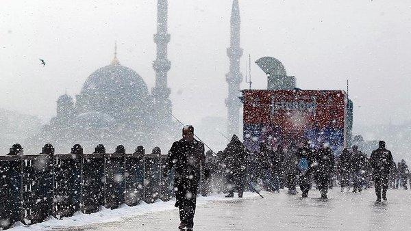 Foto - Milyonların İstanbul'a beklediği kar yağışının kısa süre içinde gelip gelmeyeceği yanıtlandı. İstanbul'a kar yağacak mı?
