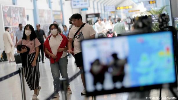 Foto - Çin'de son 3 günde 9 yerel bulaşma vakasının çıktığı ve bazı kentlerde yeniden virüs kümesinin ulaştı.