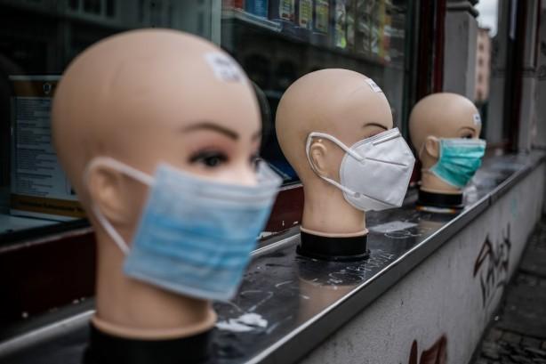 Foto - Maske ihtiyacını karşılamak için Çin'den 108 milyon maske satın alan Almanya, maskelerin 5'te 1'inin kullanılamaz olduğunu açıkladı.