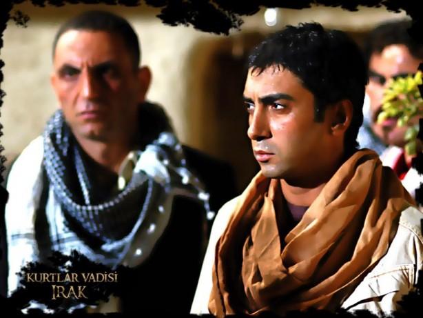Foto - Türk dizi tarihinin efsane dizisi Kurtlar Vadisi, sinemaya ilk olarak Kurtlar Vadisi Irak filmi ile adım atmıştı.