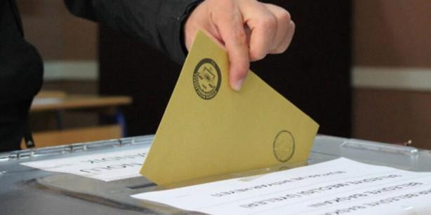 """Foto - Ankette yer alan kişilere, """"2023'teki Cumhurbaşkanlığı seçimlerinde aday olmaları durumunda Cumhurbaşkanı Erdoğan ve İBB Başkanı Ekrem İmamoğlu'nun son tura kalmaları halinde kime oy verirsiniz?"""" sorusu soruldu."""