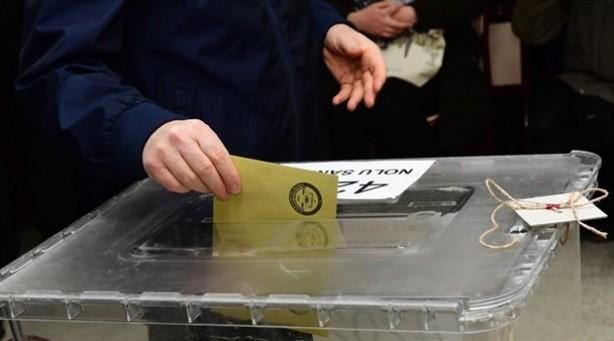 Foto - Bu soruda ise %43 Erdoğan, %36,1 ise Mansur Yavaş dedi.