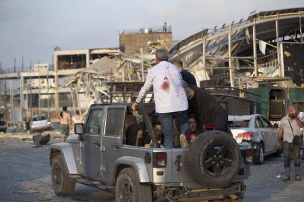 Ortalık toz duman! Lübnan'daki saldırının arkasından bakın kim çıktı