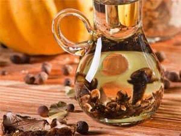 Гвоздичное масло в домашних условиях