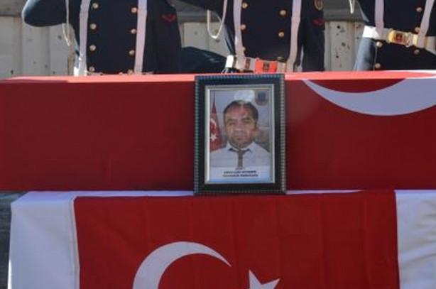 Pençe Kaplan Harekatı bölgesindeydi... Şehit Abdullah Aydemir defnedildi