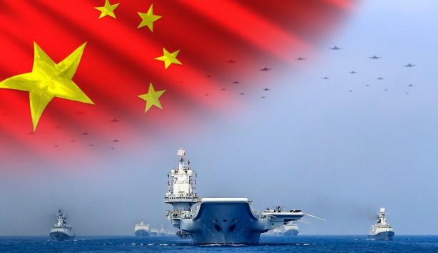 Foto - - Gemi İnşası: Çin, 130'dan fazla büyük yüzey savaşçısı dahil yaklaşık 350 gemi ve denizaltıdan oluşan toplam savaş gücüyle dünyanın en büyük donanmasına sahiptir. Buna karşılık, ABD Donanması'nın muharebe gücü 2020'nin başlarında yaklaşık 293 gemidir.
