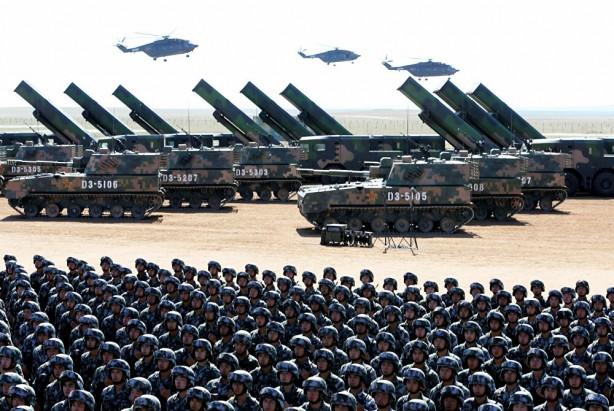 Foto - Raporda; Çin Halk Kurtuluş Ordusu'nun hızı ve değişken kapasitesi ile ilgili çarpıcı sonuçlar çıkarılıyor.