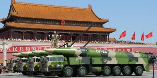 Foto - Çin yıllardır yaptığı gibi, giderek daha karmaşık fakat düzenli olarak güncellenen bir nükleer silah cephaneliği stokluyor. Bu modelin en önemli örneklerinden bazıları, DF-5C ve DF-31B ICBM füze varyantlarının devam eden gelişimi ve nükleer silah yeteneklerinin en az üç yeni yolla gerçekleşmesi.